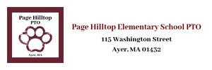 PAGE HILLTOP PTO AYER, MA